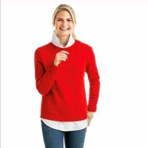 Vineyard Vines Sweater Wool Cashmere Pullover